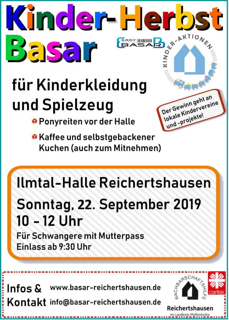 Kinder-Herbstbasar 2019